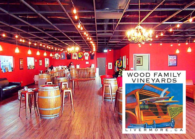 Wood Family Vineyards - Strizzi's Catering